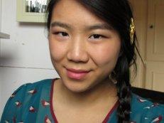 Christmas make-up&hair1