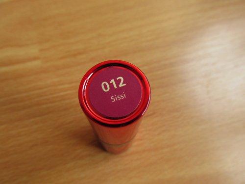 P2 Sheer glam lipstick Sissi2