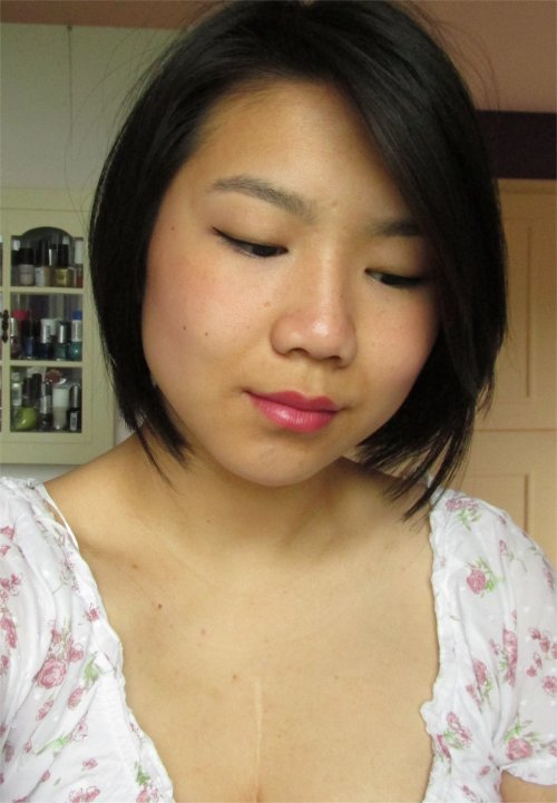 Sissi P2 sheer glam lipstick (2)