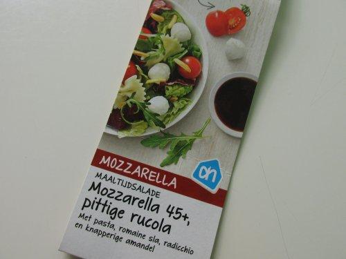 Maaltijdsalade Mozerella