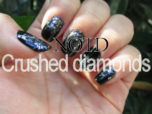 NOTD crushed diamonds