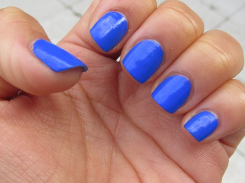 Bourjois Paris So Laque Bleu fabuleux2