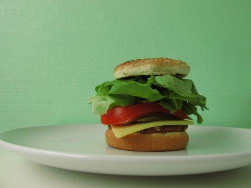 De perfecte vega-hamburger1
