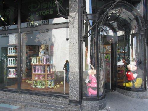 Disney store Antwerpen