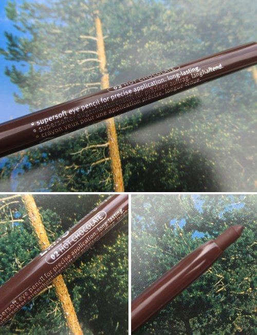 Essence longlasting eye pencil Hot chocolate2