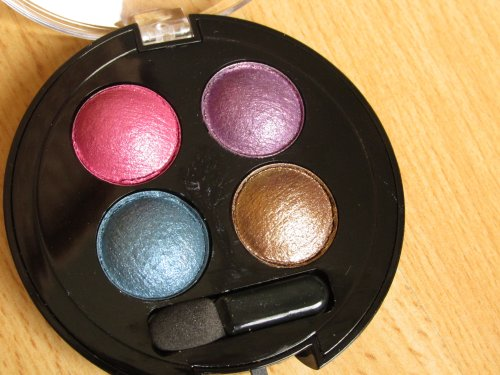 MAX make up Baked eyeshadow Venus1