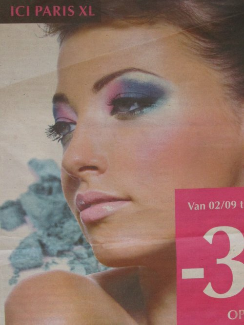 MAX make up baked eyeshadow Venus4