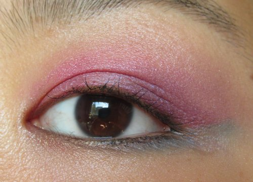 MAX make up baked eyeshadow Venus