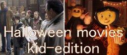 Halloween movies kid-edition