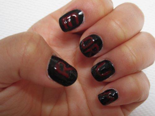 Redrum nails