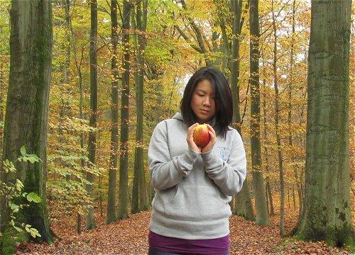 Hay apple!1