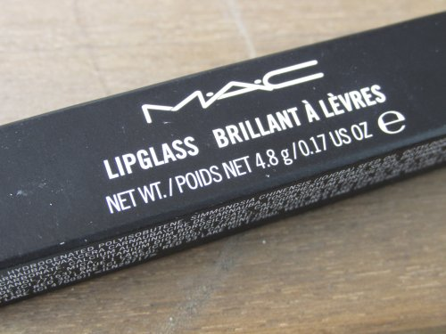 MAC Lipglass Rebel (1)