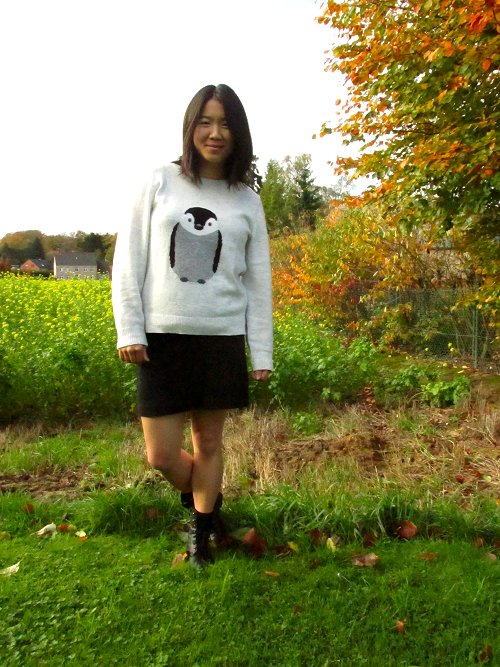 Outfit Happy feet