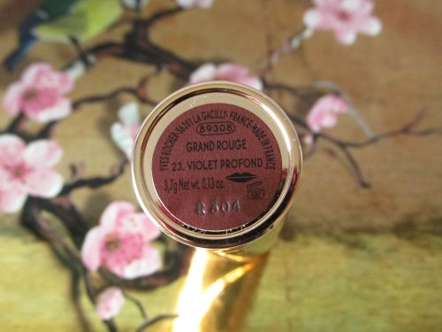 Yves Rocher Grand Rouge Violet Profond (3)