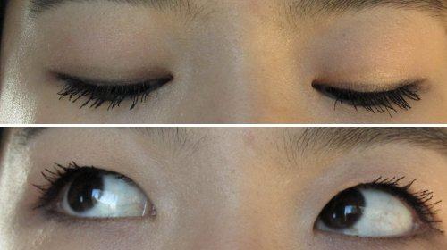 L´Oreal Manga eyes