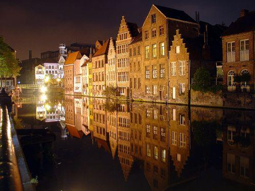 Romantische steden Brugge