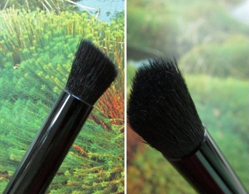 ELF angled contour brush