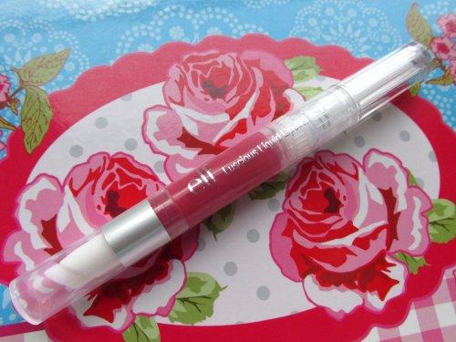 Luscious liquid lipstick Cherry tart5
