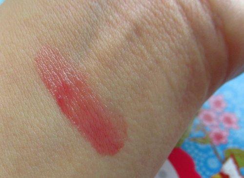 Luscious liquid lipstick Cherry tart9