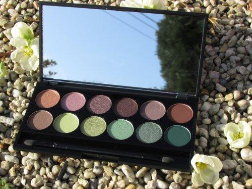 Sleek Garden of Eden palette4