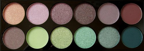Sleek Garden of Eden palette5