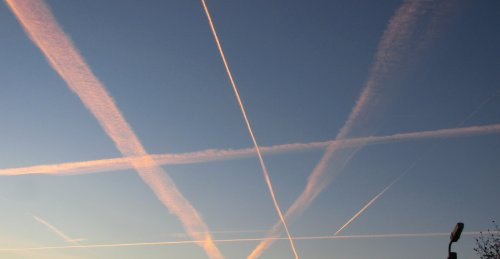 Airplane lines