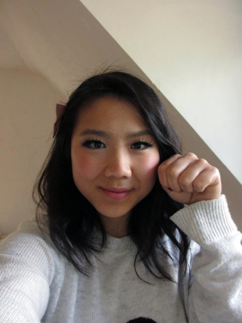 Asian pose1
