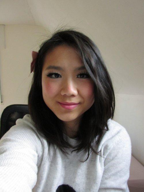 Asian pose2