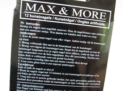 MAX & MORE kunstnagels1