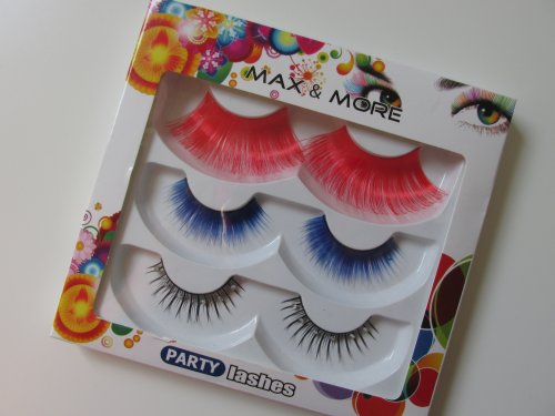 Max&More Party lashes