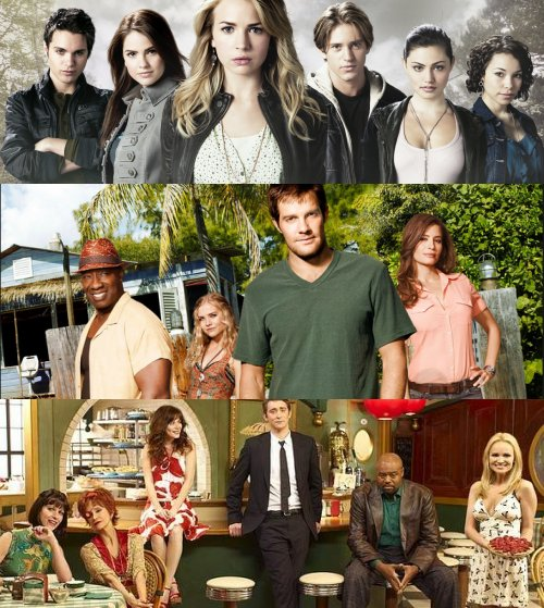 TV Shows that ended too soon