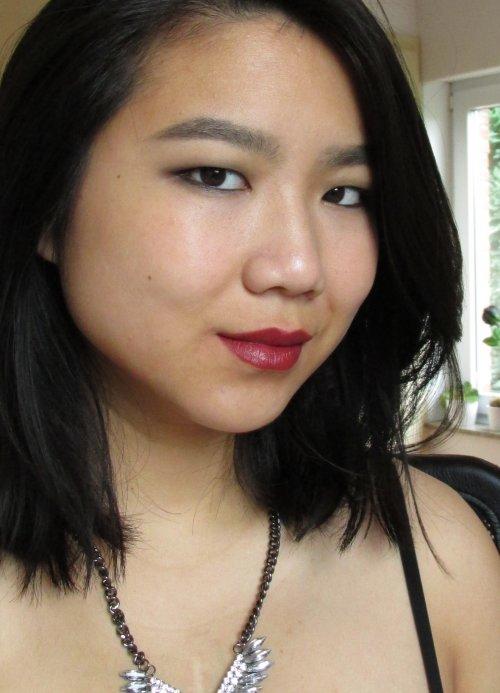 Rimmel Moisture renew lipstick 440 Plumful2