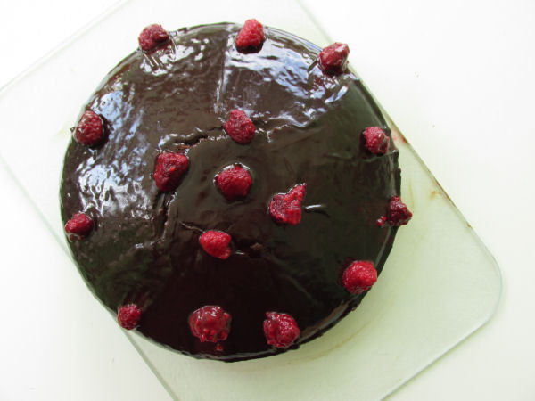 Frambozen-chocoladetaart (1)