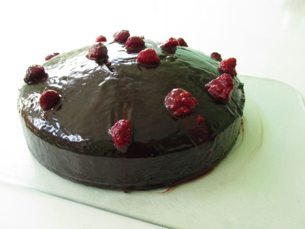 Frambozen-chocoladetaart (2)