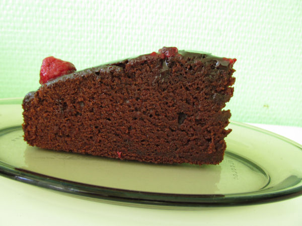 Frambozen-chocoladetaart (3)