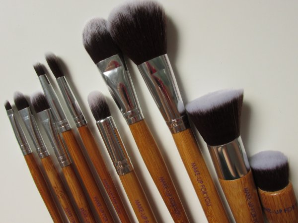 Make-up for you brush set