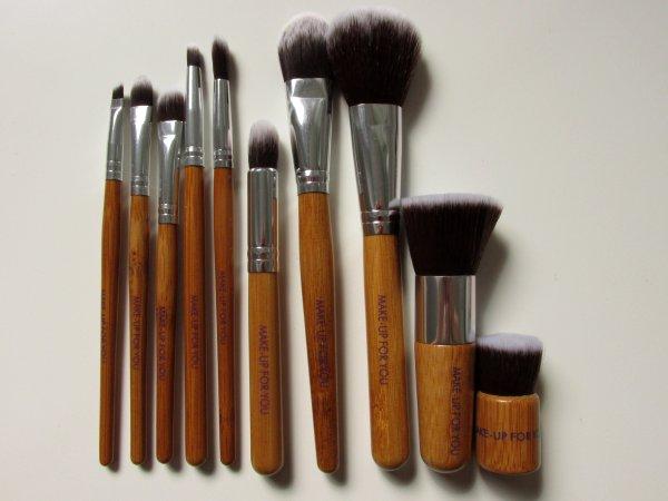 Make-up for you brush set2