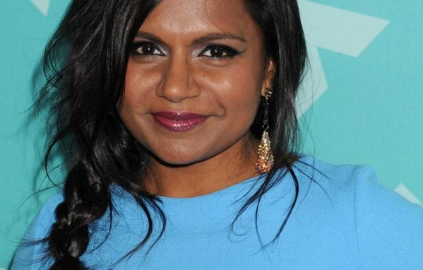 Mindy Kaling inspired look5