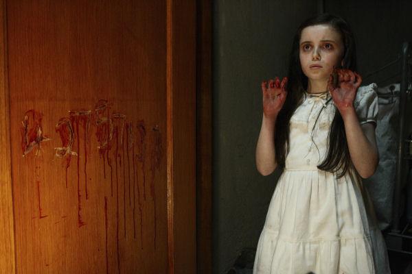 Creepy girl Knowing Lucinda