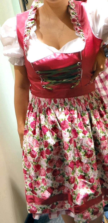 Drindl dress