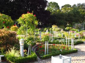 Duitsland Hamburg Botanische tuin3