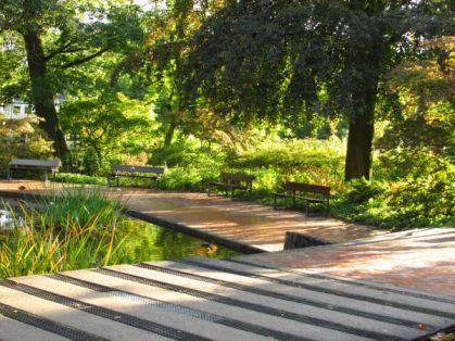 Duitsland Hamburg Botanische tuin7