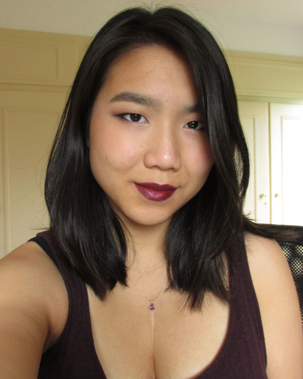 Max Factor lipstick So berry1