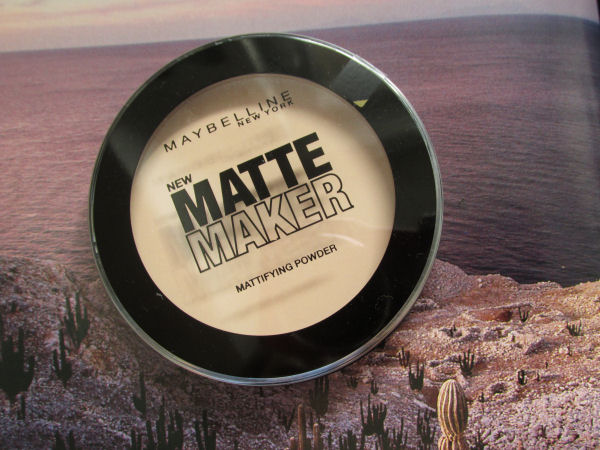 Maybelline Matte maker