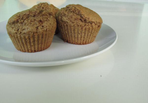 Pumpkin spice muffins1