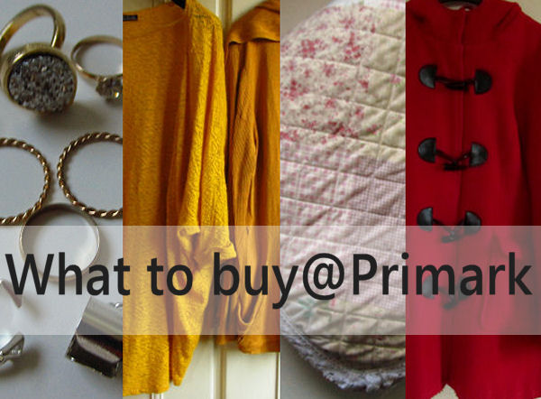 What to buy@Primark