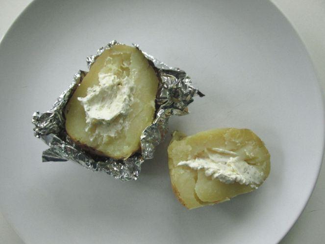 Gepofte aardappel (1)