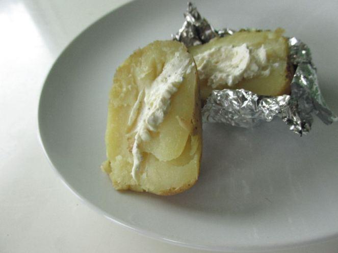 Gepofte aardappel (2)
