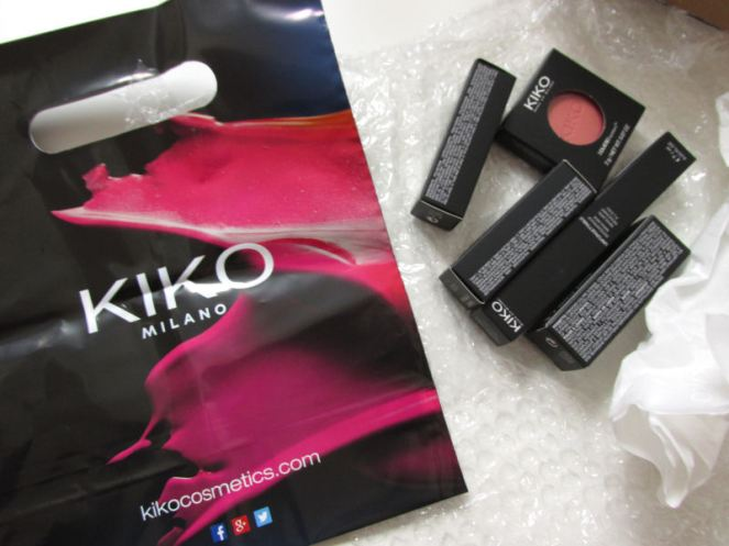 KIKO Unboxing