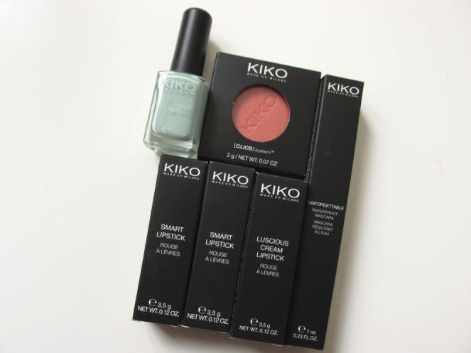 KIKO Unboxing1